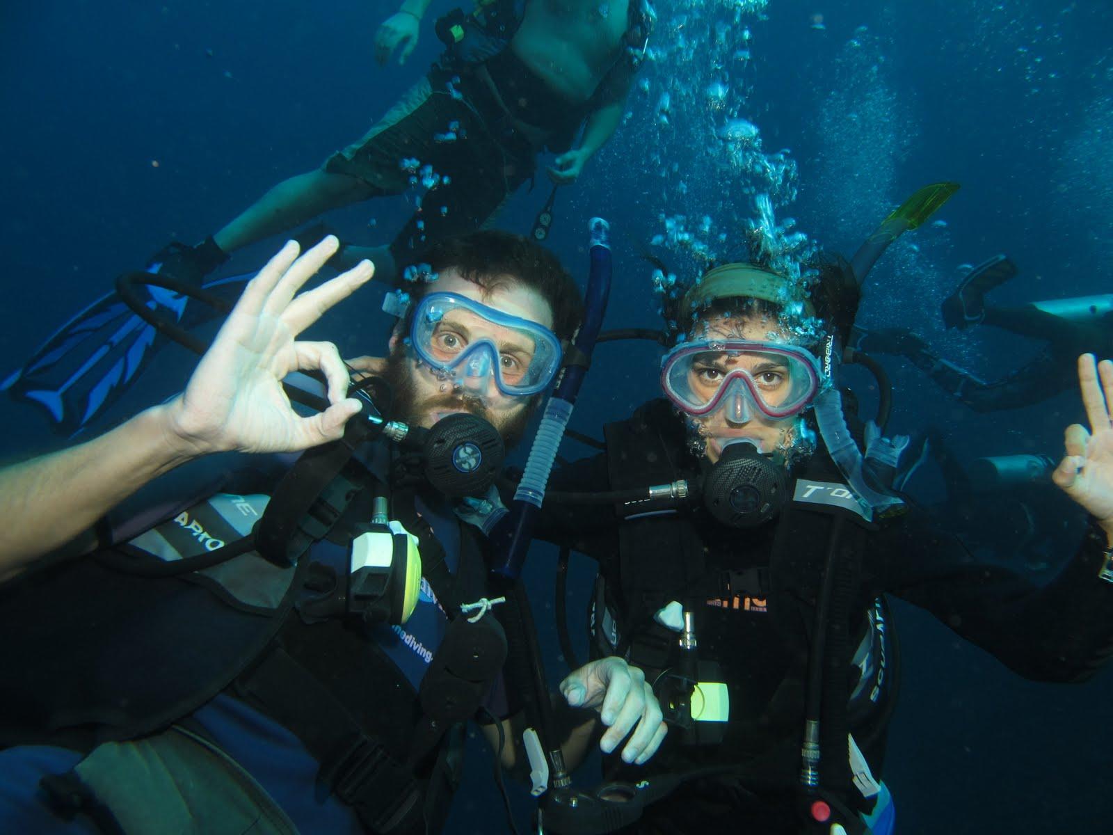 Plongeurs