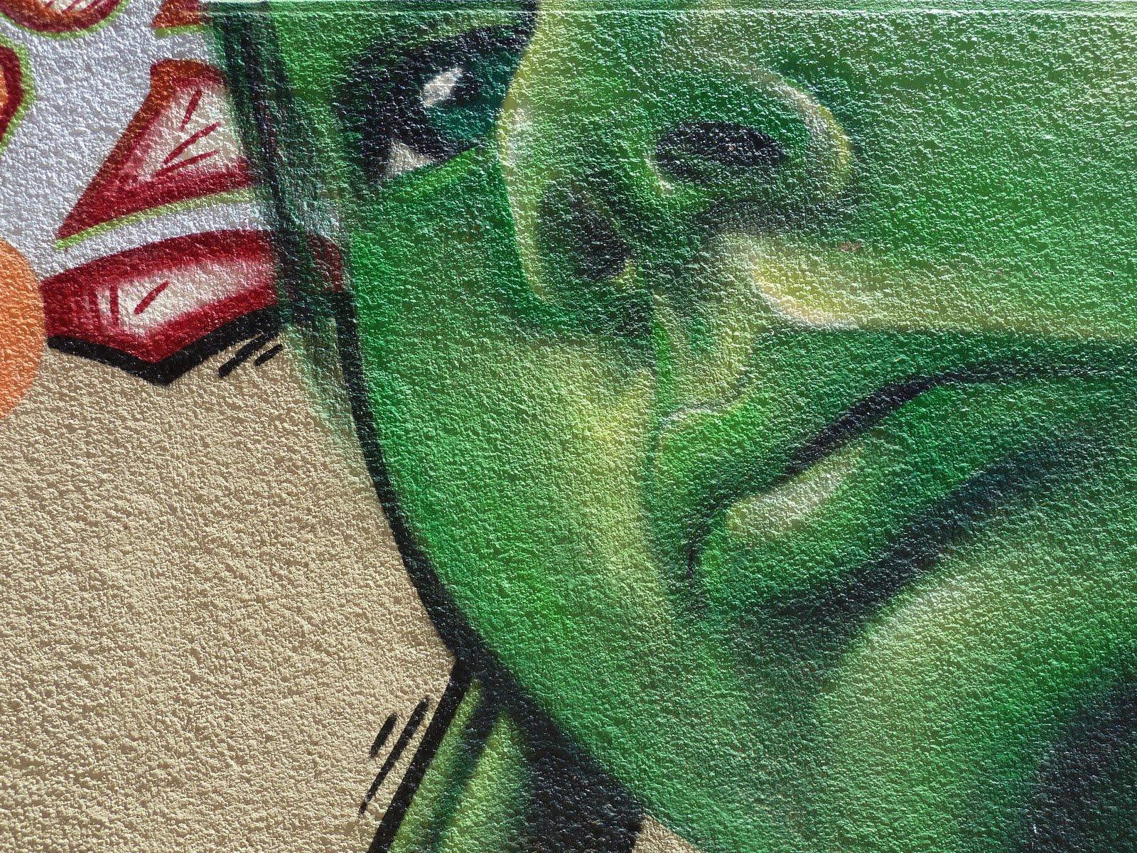Peinture murale de Valparaíso